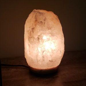 Other - Pink Himalayan Salt Lamp
